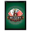 JDS Personalized Gifts Personalized Gift Pub Sign Framed Vintage Advertisement