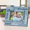 JDS Personalized Gifts Personalized Gift All - Star Dad Picture Frame