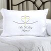 <strong>JDS Personalized Gifts</strong> Personalized Gift Faithful Pillowcase