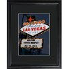 JDS Personalized Gifts Personalized Gift Vegas Marquee Framed Photographic Print