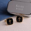 <strong>JDS Personalized Gifts</strong> Personalized Gift Cross Cufflinks with Personalization