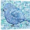 My Island Little Bird by Gerri Hyman Giclee on Gallery Wrapped Canvas
