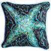 <strong>Mosaic Starfish Cotton Pillow</strong> by My Island
