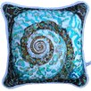 <strong>My Island</strong> Turban Shell Cotton Pillow