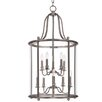 <strong>Mansfield 10 Light Foyer Pendant</strong> by Hudson Valley Lighting