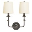<strong>Hudson Valley Lighting</strong> Logan 2 Light Wall Sconce