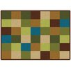 Kids Value Rugs Blocks Seating Area Rug