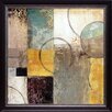 <strong>North American Art</strong> 'Peace of Mind II' by Tom Reeves Framed Painting Print