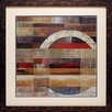 <strong>'Industrial I' by Tom Reeves Framed Painting Print</strong> by North American Art