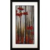 North American Art 'Beauty Within I' by Oscar Sollar Framed Graphic Art