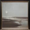 <strong>'Moonlit Beach' by Ily Szilagyi Framed Photographic Print</strong> by North American Art