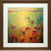 North American Art 'Morning' by Donna Young Framed Painting Print