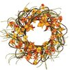 <strong>Fall Tiger Lilly Tendril Ropes Candle Ring</strong> by Oddity Inc.