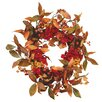 Oddity Inc. Hydrangea Berry Wreath