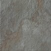 Bedrosians Rok Ink Jet Porcelain Textured Tile in Nero