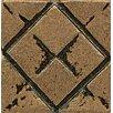 "Bedrosians Ambiance Insert Matrix City 1"" x 1"" Resin Tile in Bronze"