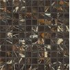 "Bedrosians 1"" x 1"" Marble Polished Mosaic Tile in Michelangelo"