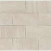"Bedrosians Purestone Field 12"" x 24"" Porcelain Glazed Tile in Grigio"