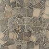 Bedrosians Hemisphere Crazy Stone Unglazed Mosaic Tile in Sumatra