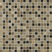"<strong>Bedrosians</strong> 5/8"" x 5/8"" Stone and Glass Mosaic Tile"