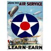 Epic Art Air Force Vintage Advertisement