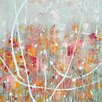 <strong>Epic Art</strong> 'Jackson's Garden' by Iris Lehnhardt Painting Print on Canvas