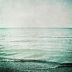 Epic Art 'The Sea, My Love' by Iris Lehnhardt Photographic Print on Canvas