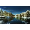 Epic Art Winter Enchantment by Greg Westfall Photographic Print on Canvas
