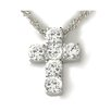 <strong>Splendor Jewelry</strong> Religious Sterling Silver Cross Necklace