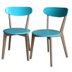 <strong>Gallerie Decor</strong> Vista Chair (Set of 2)
