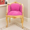 <strong>Gilt Armchair</strong> by Derry's