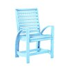 CR Plastic Products St Tropez Dining Arm Chair