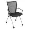 <strong>Apprentice Mesh Guest Chair</strong> by Regency