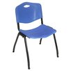 M Plastic Stacker Chair