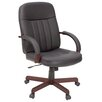 Regency Leather Ethos Mid-Back Office Chair