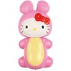 DDR Group LLC Hello Kitty Classic Flipper Tooth Brush Holder (Set of 6)