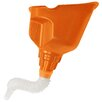 Hopkins 2 Piece Poly Flex Funnel with Built-In Handle