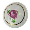 "Amerock 1.5"" Floral Ceramic Knob"