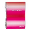 "<strong>Bangkit Usa Inc</strong> 5"" x 7"" Personal Assignment Spiral Notebook"