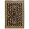Tommy Bahama Rugs Tommy Bahama Voyage Charcoal / Gold Oriental Rug