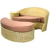 Ivena International Cabana Lounger chair