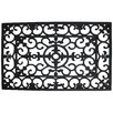 <strong>J and M Home Fashions</strong> Wrought Iron Welcome Doormat