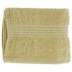 "J and M Home Fashions 27"" x 52"" Linen Provence Bath Towel (Set of 3)"