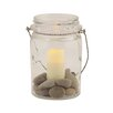 Flipo Group Limited Pacific Accents Marmalade Jar Glass Votive
