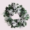 "Queens of Christmas 24"" Flocked Garland"