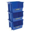 United Comb and Novelty Recycling Stack Bin (Set of 6)