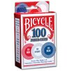 United States Playing Cards BicyclePokerChips (Set of 100)