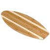 <strong>Wilshire Industries</strong> Bamboo Solana Surf Board Cutting Board