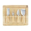 Zwilling JA Henckels International 5 Piece Cheese Set