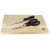 <strong>Zwilling JA Henckels</strong> Twin Four Star 3 Piece Utility Knife Set